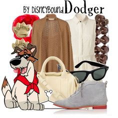 """""""Dodger"""" by leslieakay on Polyvore"""