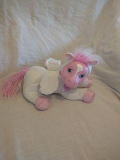 JUSUB Pony Surprise Plush Moonlight Pegasus Mommy Babies  #JUSUB