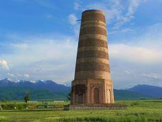 Burana Kulesi - Kırgızistan