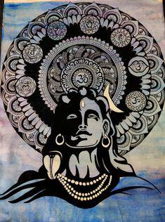 Mandala Art Therapy, Mandala Art Lesson, Mandala Artwork, Mandala Drawing, Mandala Painting, Cute Canvas Paintings, Indian Art Paintings, Canvas Art, Art Drawings Beautiful