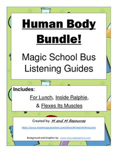 magic school bus gets planted listening guide how plants make food magic school bus. Black Bedroom Furniture Sets. Home Design Ideas