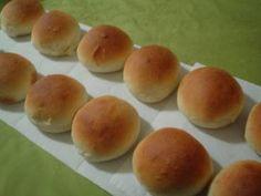 Receita de Pão de hambúrguer - Tudo Gostoso