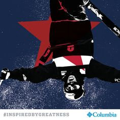 Crafted for peak performance and gold medal glory. Our U.S. Freestyle Ski Team uniforms are #INSPIREDBYGREATNESS