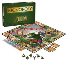 MONOPOLY: The Legend of Zelda Collector's Edition (anglais): Amazon.fr: Jeux et Jouets | @giftryapp