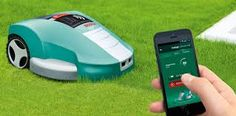 With a super efficient navigation system, a simple control panel and mobile connection, the 1000 connect not only makes lawn mowing easy but will make a fantastic job of your lawn too!