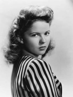 "Shirley Temple in ""I'll Be Seeing You"" (1944)"