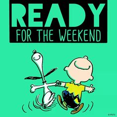 Ready for the weekend                                                                                                                                                                                 More