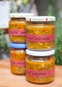 Zucchini Relish, Salsa, Mason Jars, Canning, Vegetables, Chutneys, Food, Mexican, Zucchini