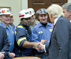 02-25-2017   Trump Administration Blocks Changes on Coal Mining Royalties