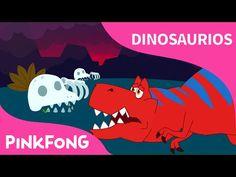 Tiburón Bebé - Rex | Animales | Dinosaurios | PINKFONG Canciones Infantiles - YouTube