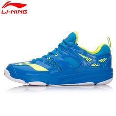 ead4132e30f6 Li Ning Men s Cloud Badminton Training Shoes TUFF RB Breathable LiNing  Sports Shoes Sneakers AYTM019 XYY038 -in Badminton Shoes from Sports    Entertainment ...