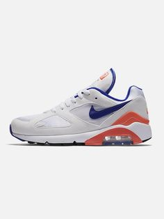 size 40 9f3d2 dfb5d AIR MAX 180 Nike Sportbekleidung, Schuhen, Nike Air Max, Mode, Turnschuhe  Nike