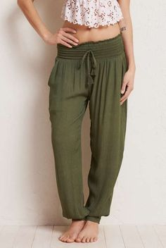 Aerie Harem Pant - Buy One Get One 50% Off