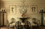 salle à manger par Henri Garelli- Roland Beaufre photographe