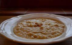 Zuppa di ceci e spinaci - Ricetta per preparare la zuppa di ceci e spinaci, un piatto molto semplice e delizioso per avere una zuppa calda in poco tempo che in questi giorni di freddo è davvero essenziale.