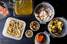 Our Guide to Freezer-Friendly Foods    KitchenDaily.com