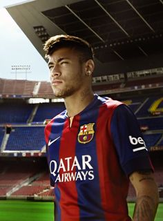Neymar Jr, Football Is Life, Football Fans, Real Madrid, Barca Team, Barcelona, Cristiano Ronaldo, Football Players, Messi