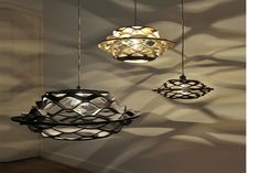 These lamps are awesome! Made by Floor Bohemen