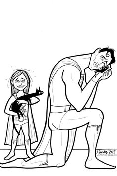 A Mom Made A Sensitive Coloring Book To Show Her Son Even Superheroes Cry Sometimes