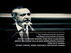 Recep Tayyip Erdoğan – 'Habibim' Efendilerin Efendisiydi – LÂ Tahzen İnnallâhe Meanâ