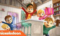 Alvinnn!!! Y las Ardillas y Nicky, Ricky, Dicky Dawn regresan a Nickelodeon