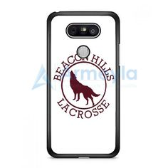 Beacon Hills Lacrosse White LG G5 Case | armeyla.com
