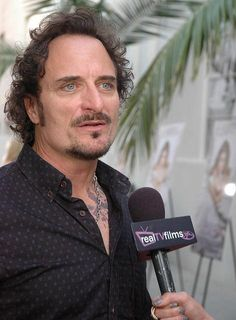 I'm so nervous and excited to meet this man and Ron Perlman at the London Ontario Comic Con in September Kim Coates, Ron Perlman, Y & T, Bad Blood, Charlie Hunnam, Black Mamba, Sons Of Anarchy, New Shows, My Crush