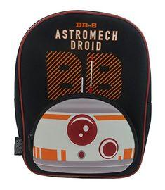 Star Wars BB8 Backpack @ niftywarehouse.com #NiftyWarehouse #Geek #Products #StarWars #Movies #Film