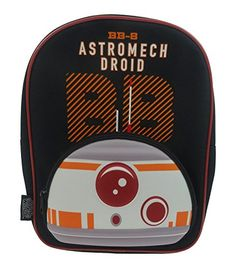 Star Wars BB8 Backpack @ niftywarehouse.com #NiftyWarehouse #Geek #Products #StarWars #Movies #Film