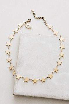 Images and videos of fashion - star choker necklace – casual fall outfit, spring outfit, style, outfit inspiration, millennial f - Cute Jewelry, Jewelry Box, Jewelry Accessories, Jewelry Necklaces, Gold Bracelets, Gold Earrings, Jewelry Ideas, Indian Earrings, Jewelry Stand