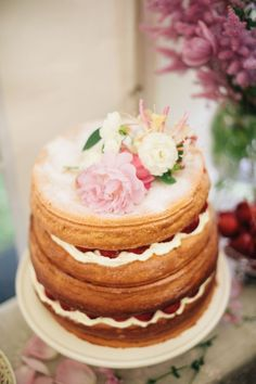 This is definitely the style of cake we're going to have - if not the same!