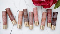 Review Lipstick Swatches, Nude Lipstick, Skinny Dippin, Too Faced Lipstick, Health And Beauty, Lifestyle Blog, Posts, Messages, Lip Swatches
