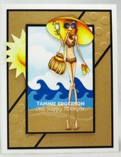 Sandy & Her Sombrero