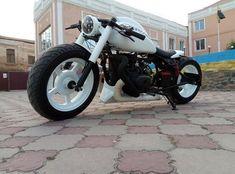 Concept Motorcycles, Custom Motorcycles, Cars And Motorcycles, Great Run, Motosport, Motorcycle Design, Hot Rides, Mini Bike, Street Bikes