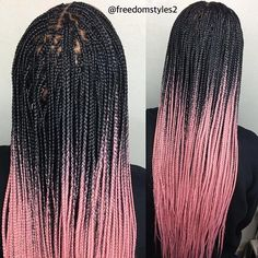 43 Cool Blonde Box Braids Hairstyles to Try - Hairstyles Trends Box Braids Hairstyles, Try On Hairstyles, Black Hairstyles, Short Box Braids, Blonde Box Braids, Black Girl Braids, Braids For Black Hair, Pink Box Braids, Girls Braids