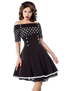 Robe Pin-Up Rockabilly Retro Belsira