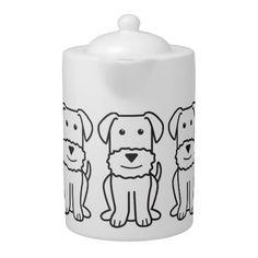 Airedale Terrier Dog Cartoon