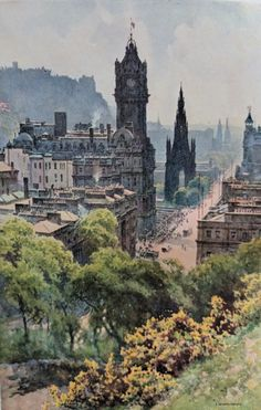 Our Beautiful Homeland Two volumes colour plates in each volume. Homeland, Cathedral, Plates, Colour, Books, Travel, Beautiful, Licence Plates, Color