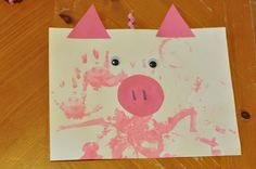 rePin image: Three Cute Little Pigs Art on Pinterest