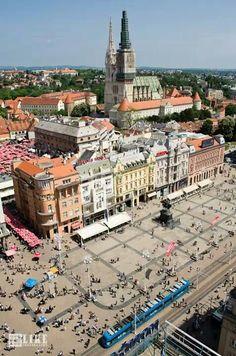 Croatia- Zagreb