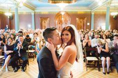 Ashley & Gordon : Happily Ever After! Photo by Gary Sexton (Historic Ballroom)