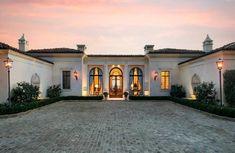 Outdoor Escapes | 2021 | HGTV Revival Architecture, Spanish Architecture, Mediterranean Architecture, Mediterranean Style, Oak Creek Canyon, Italian Villa, Beautiful Ocean, Santa Barbara, Traditional Style Homes