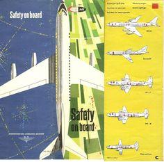 Vintage Travel, Vintage Airline, Sweden, Scandinavian