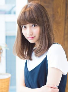 重めひし形ミディ 【AFLOAT JAPAN】 http://beautynavi.woman.excite.co.jp/salon/28130?pint ≪…