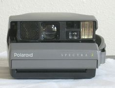 Vintage Working Polaroid Spectra 2 Instant Film for Impossible Project Spectra…