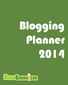 Blogging Planner 2014 (FREE Download) How To Start A Blog, How To Get, How To Plan, Printable Planner, Printables, Blog Planner, Best Blogs, Business Inspiration, Blog Tips