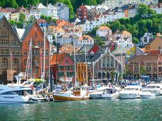 Bergen z Gdańska na przedłużony weekend w niskiej cenie!