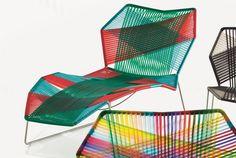 Patricia Urquiola | long chair