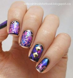 (via Will Paint Nails for Food)