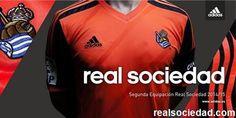 Nueva Camiseta del Real Sociedad Segunda 2014-2015